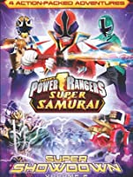 Power Rangers Super Samurai: Super Showdown (vol. 2) [HD]