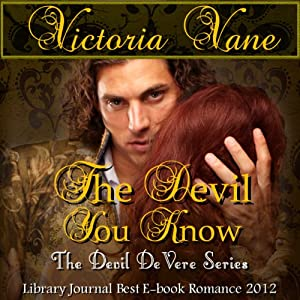 The Devil You Know Audiobook