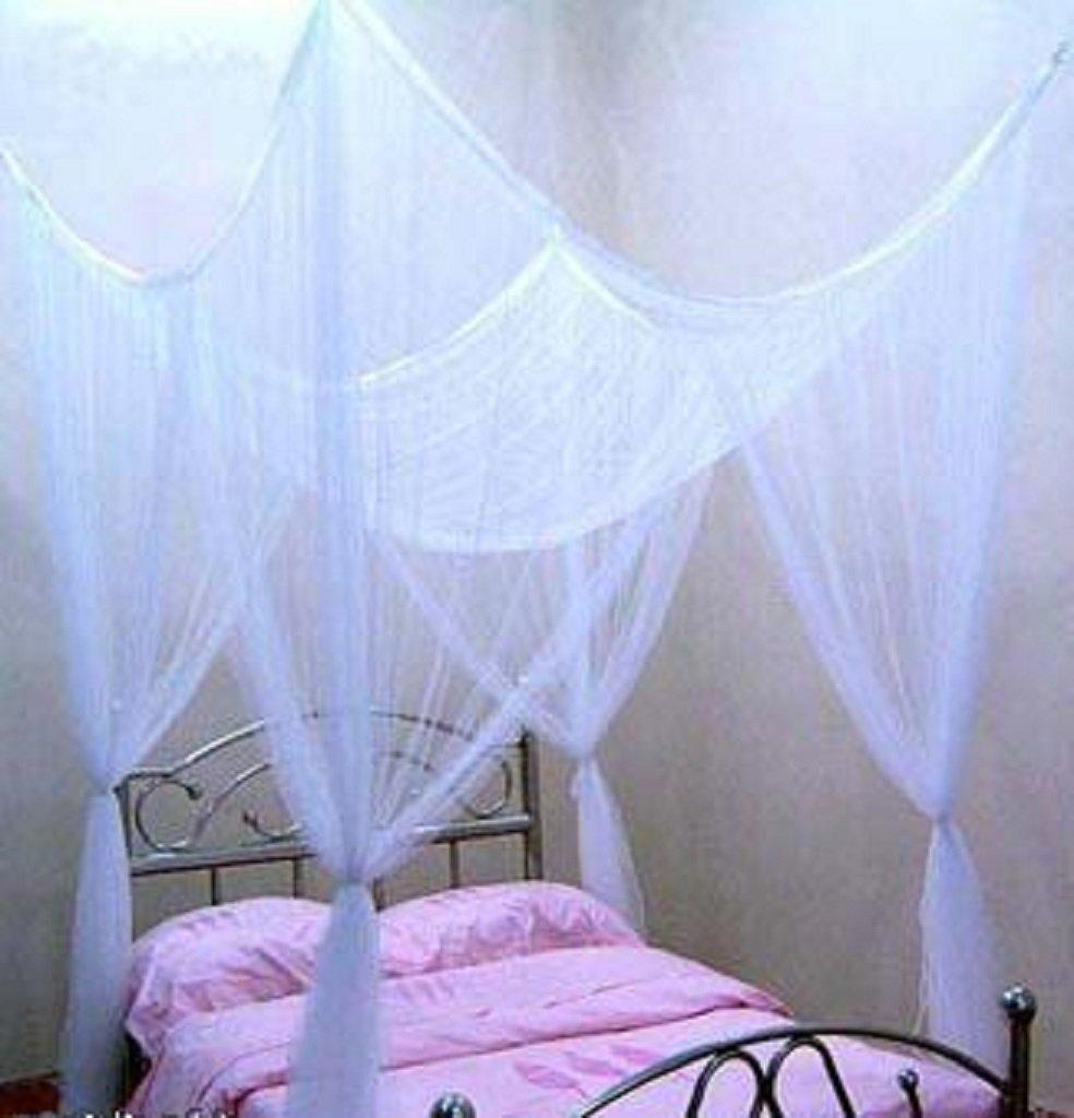 himmelbett vorh nge. Black Bedroom Furniture Sets. Home Design Ideas