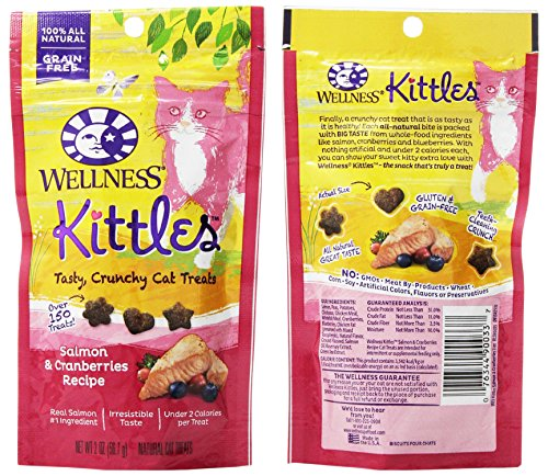 Wellness Cat Food Pouch Calories