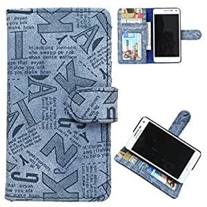 DooDa PU Leather Wallet Flip Case Cover With Card & ID Slots Nokia Lumia 920