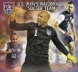 US Men's National Soccer Wall Calendar (2015)