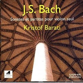 Sonate N3 BWV 1005 En Do - Largo (J.S. Bach)