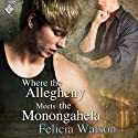 Where the Allegheny Meets the Monongahela (       UNABRIDGED) by Felicia Watson Narrated by Jeff Gelder