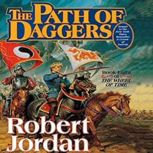 Path of Daggers Audiobook
