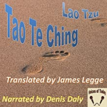 Tao Te Ching Audiobook by Lao Tzu Narrated by Denis Daly