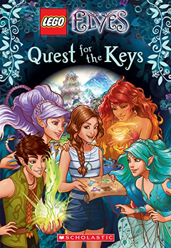 Quest-for-the-Keys-LEGO-Elves-Chapter-Book-1