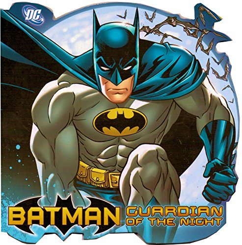 DC Comics Batman® Shaped Board Book - 1