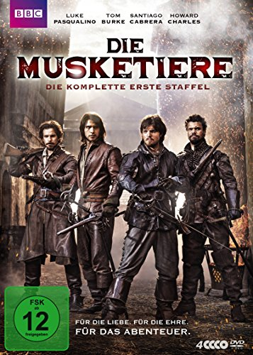 Musketiere Staffel 4