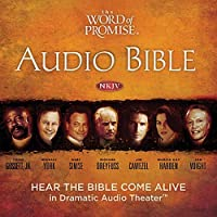 The Word of Promise Complete Audio Bible: NKJV (       UNABRIDGED) by  Thomas Nelson, Inc. Narrated by Jason Alexander, Joan Allen, Richard Dreyfuss, Louis Gossett, Stacy Keach, Malcolm McDowell, Gary Sinese, Marisa Tomei