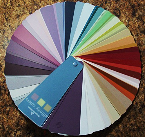 Benjamin Moore Affinity Fan Deck (Benjamin Moore Paints compare prices)