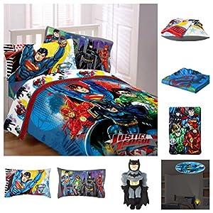 Amazon DC ics Justice League Ultimate Reversible