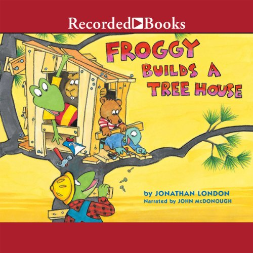 Froggy Builds a Treehouse (Froggy Builds A Tree House compare prices)