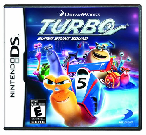 Turbo: Super Stunt Squad - Nintendo DS - 1