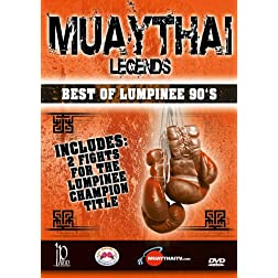 Muaythai Legends - Best of Lumpinee 90's