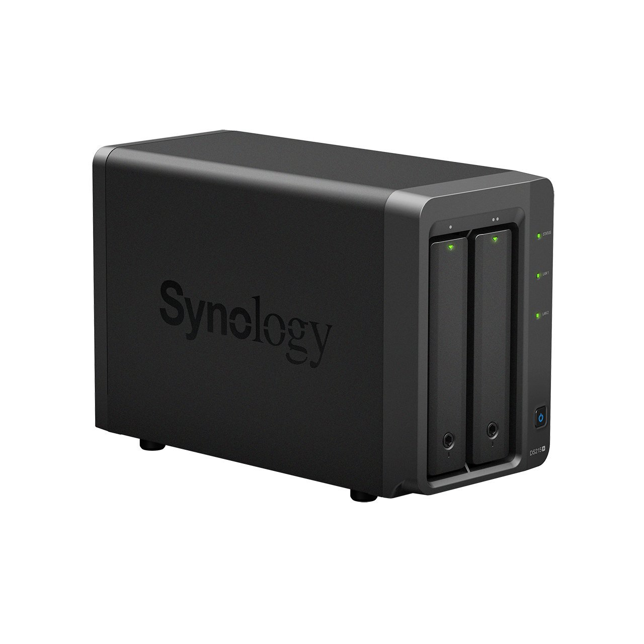 Synology America DiskStation 2-Bay Network Attached Storage (DS215+)