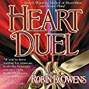 Heart Duel: Celta, Book 3 (       UNABRIDGED) by Robin D. Owens Narrated by Noah Michael Levine