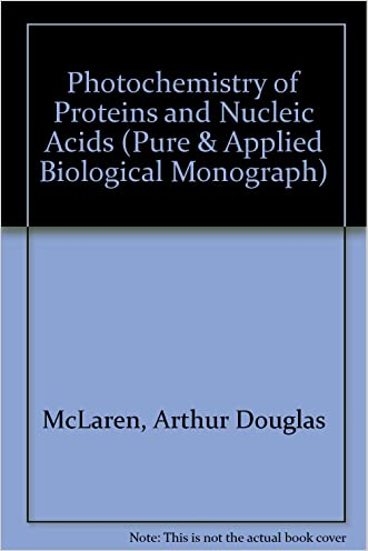 Photochemistry of Proteins and Nucleic Acids