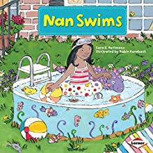 Nan Swims Audiobook by Sara E. Hoffmann Narrated by  Intuitive