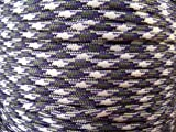 Purple Camo Paracord - 50 Feet of Midwest Cord Parachute Cord - 50ft