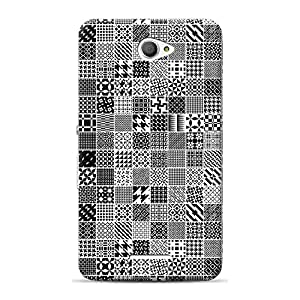 Mobile Back Cover For Sony Xperia E4 (Printed Designer Case)