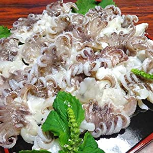 業務用イカゲソ 寿司ネタ モンゴウいか 刺身も天ぷらも唐揚げも美味しい