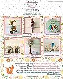 Helen Dickson Bustle & Sew Magazine November 2014: Issue 46