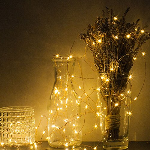 copper-wire-string-lights-solar-powered-luxury-100-led-warm-white-waterproof-starry-fairy-lights-for