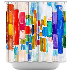 Amazon com shower curtain artistic designer from dianoche designs by
