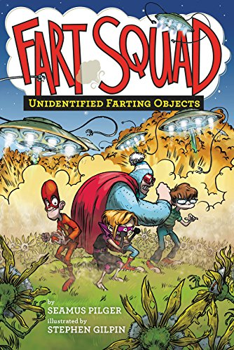 Fart Squad #3: Unidentified Farting Objects PDF