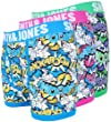 Smith & Jones Mens 'Kaboom!' Boxer Shorts Pink XL