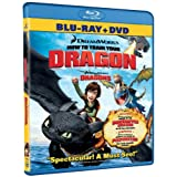 How to Train Your Dragon [Blu-ray + DVD]by Gerard Butler, America...