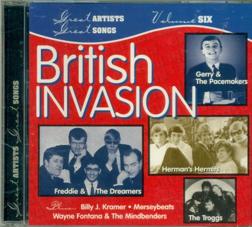 British Invasion - Great Artist Great Songs Vol. 6