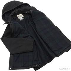 Highland Park Breath Thermo Storage Jacket D2JE5509: Black