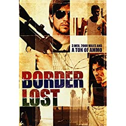 Border Lost - Digitally Remastered