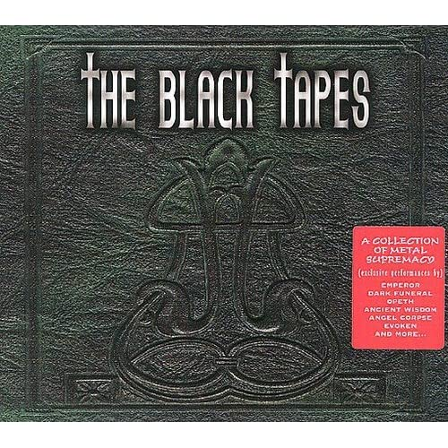 Black-Tapes-Audio-CD