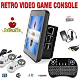 32GB Retropie Raspberry Pi 3 Model B+ Retro Games Video Console Complete Build with LCD Screen 7,000+ Games
