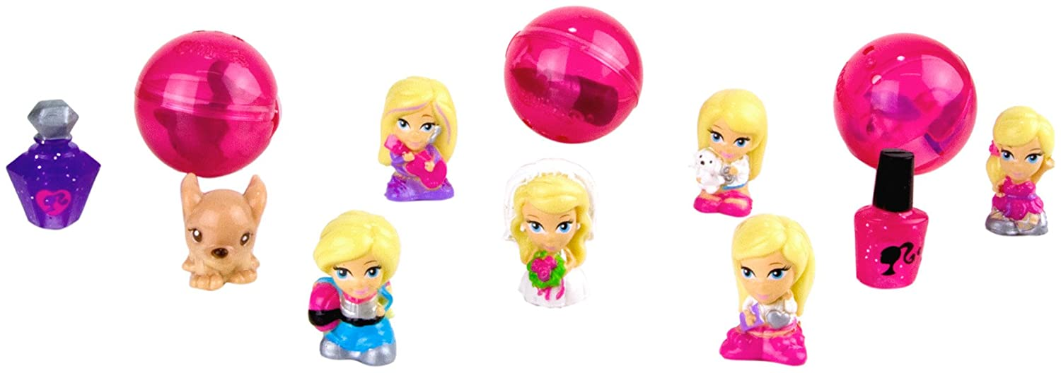 12er Pack – Squinkies Barbie Bubble Pack (Series 1) aus USA günstig online kaufen