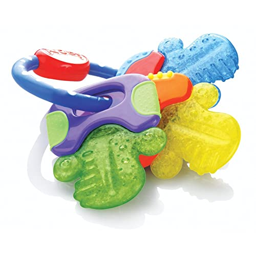 "Nuby Icybite Hard Soft Teething Keys Baby Teether"" /></span><span style="