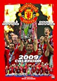 Official Manchester United Football Club Calendar 2009 (Calendar)