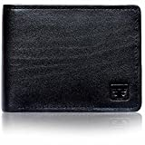 #10: Fashion Freak Genuine Leather Bi Fold Black Wallet For Men