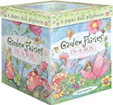 EB2 - Garden Fairies Paper Dolls In-a-Box