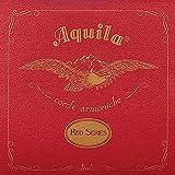 Aquila Red Full Set - GCEA High G Soprano Ukulele Strings