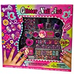 Butterflies™ Glitter Nail Art Set