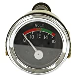 772995M91 New Tractor Volt Meter Gauge made to fit MF 2