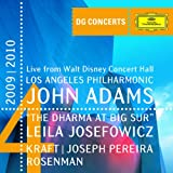 Adams: The Dharma At Big Sur / Kraft: Timpani Concerto No.1 / Rosenman: Suite From Rebel Without A Cause