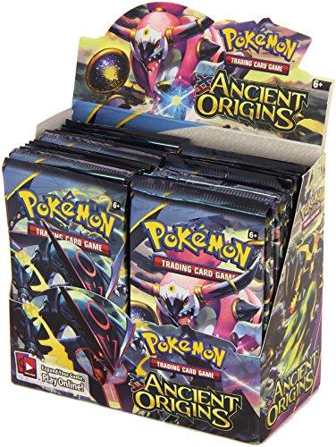 The-Pokemon-Company-Pokemon-XY-7-Ancient-Origins-Juego-de-cartas-caja-con-expositor-36-paquetes-puede-no-estar-en-espaol
