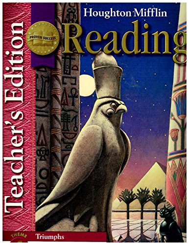 Houghton Mifflin Reading: Teach Edi  Theme 4 Level l 6 2008