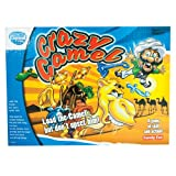 Crystal Crazy Camel Game - Load the camel... but don't upset him!