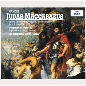 Handel: Judas Maccabaeus (3 CDs)